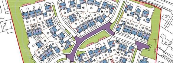 Saltburn Development Plan, Yorkshire, England