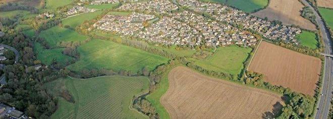 East Witney Strategic Development Area